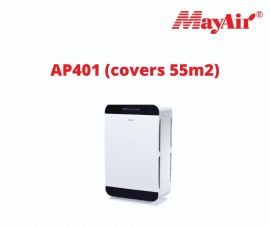 Medical Grade Air Purifier (used in Hospitals and Clinics in Singapore) - AP401 (covers 55m2)
