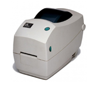 ZEBRA® TECHNOLOGIES TLP 2824 PLUS PRINTER